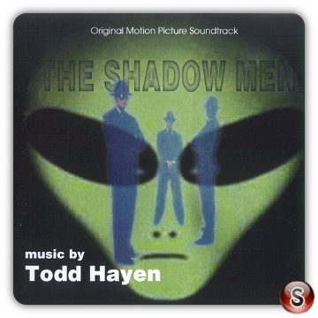 The shadow men Soundtracks Cover CD