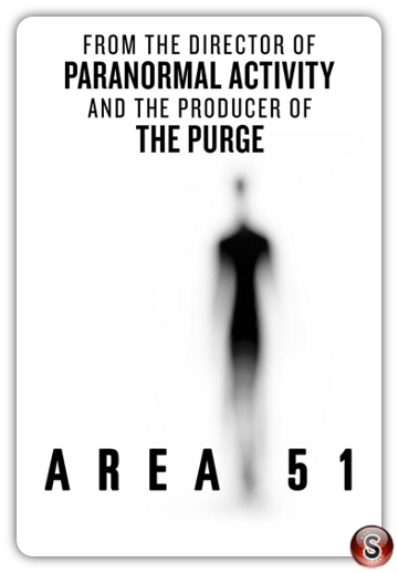 Area 51 - Locandina - Poster