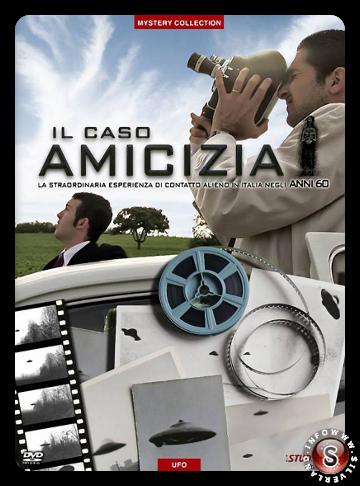 """Il caso """"AmicizIa"""" - Locandina del documentario"""