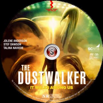 The dustwalker Cover DVD