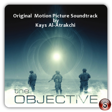 The objective Soundtrack Cover CD