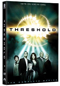 Threshold Box set DVD