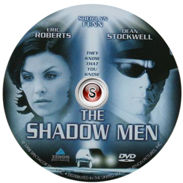 The shadow man Cover DVD