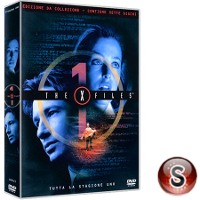 X-Files Box  1ª Stagione