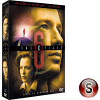 X-Files Box 6ª Stagione