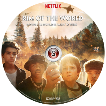 Rim of the world Cover DVD