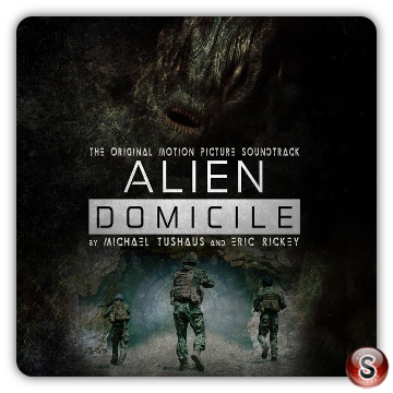 Alien domicile Soundtrack Cover CD