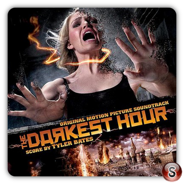 The Darkest Hour Soundtrack Cover CD