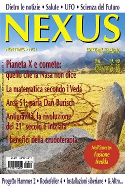 Nexus edizione italiana n° 51 del 2004