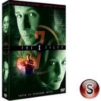 X-Files Box  7ª Stagione
