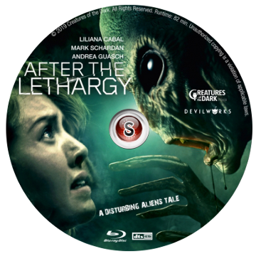 After the letargy Cover DVD