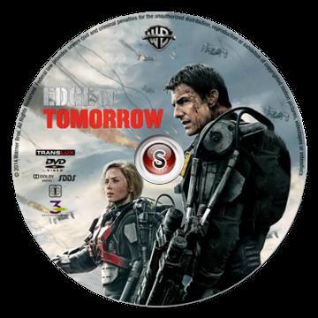 Edge of tomorrow - Senza Domani Cover DVD