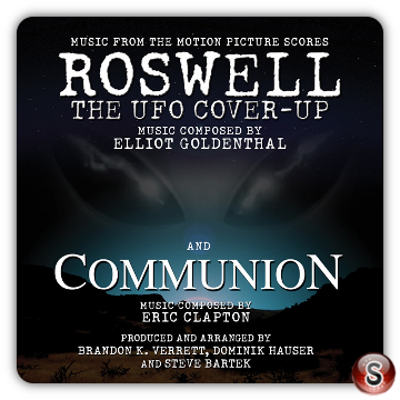 Communion Soundtrack Cover CD