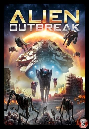 Alien outbreak - Locandina - Poster