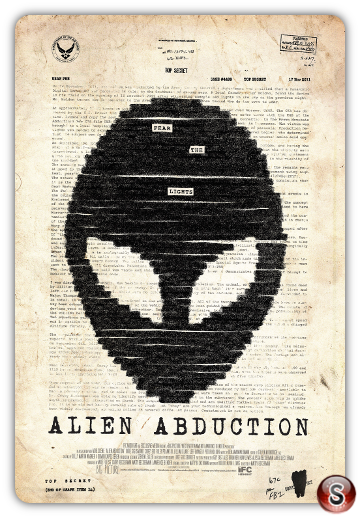 Alien abduction - Locandina - Poster