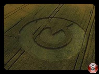 Crop circles - Skalice Moravian 2015