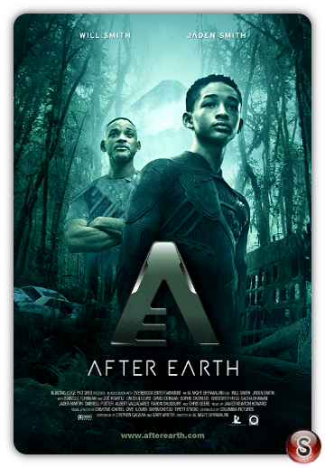 After Earth - Locandina - Poster