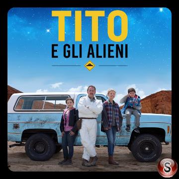 Tito e gli alieni Soundtrack Cover CD