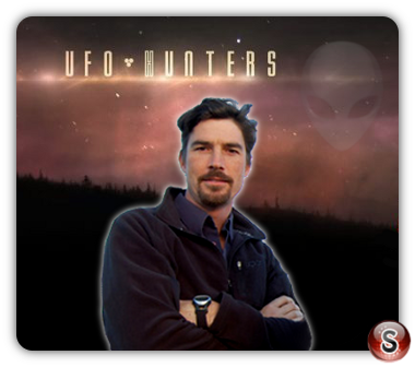 Ted Acworth - Ufo Hunters