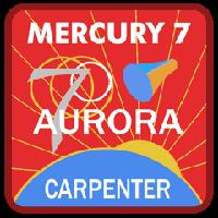 MERCURY MA-7 Aurora 7