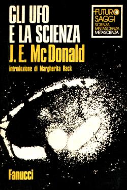 Gli UFO e la scienza di James McDonald