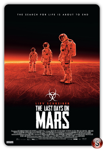The last days on Mars - Locandina - Poster