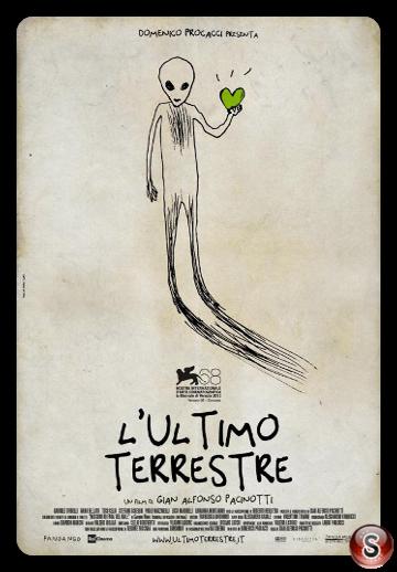L'ultimo terrestre - Locandina - Poster