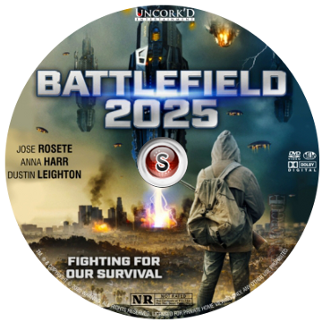 Battlefield 2025  Cover DVD