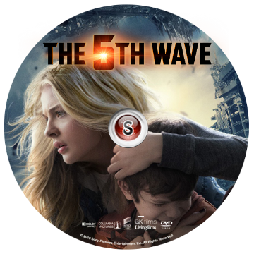 The 5th wave Cover DVD