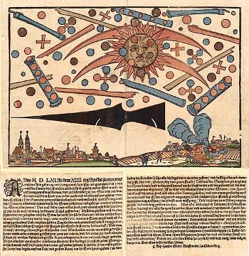 Il fenomeno celeste di Norimberga è un evento accaduto a Norimberga il 14 aprile 1561