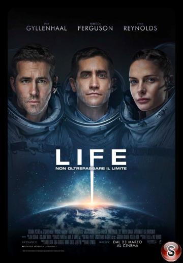 LIFE Non oltrepassare il limite - Locandina - Poster