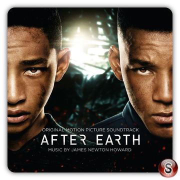 After Earth Soundtrack List Cover CD