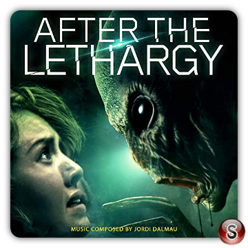 After the letargy Soundtrack Cover CD