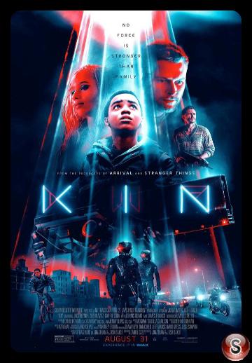 KIN - Locandina - Poster
