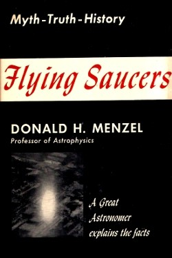 Flying Saucers by Donald H. Menzel