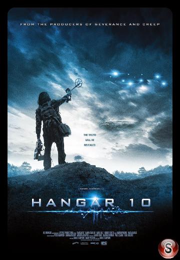 Hangar 10  - Locandina - Poster