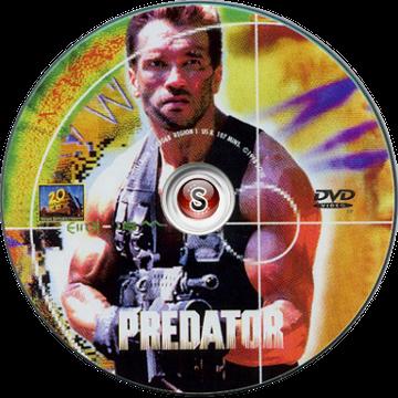 Predator Cover DVD