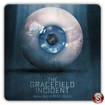 The Gracefield Incident Soundtrack Cover CD