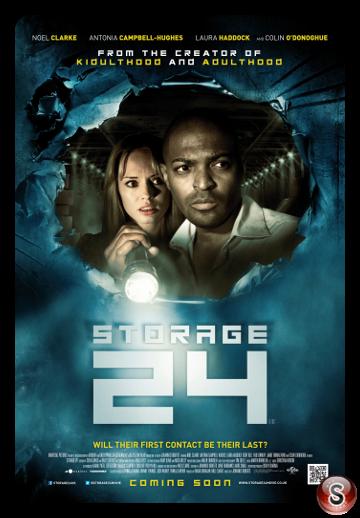Storage 24 - Locandina - Poster