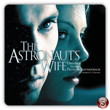 The Astronaut's Wife Soundtrack Cover CD