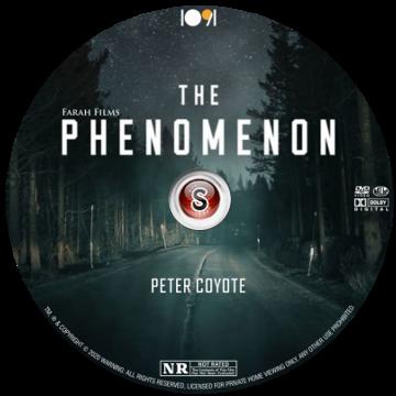 The Phenomenon Cover DVD