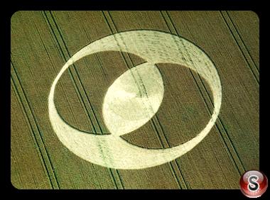 Crop circles - Ashbury Oxfordshire 1996