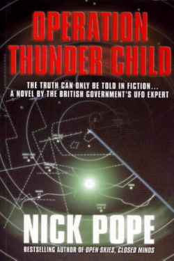 Operation Thunder Child by Nich Pope