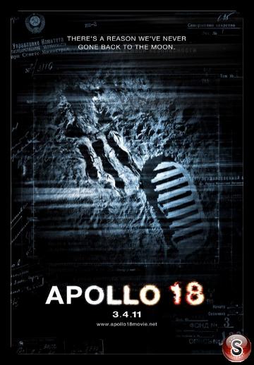 Apollo 18 - Locandina - Poster