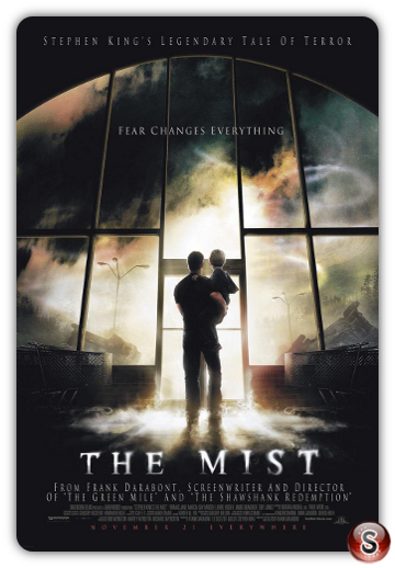 The mist - Locandina - Poster