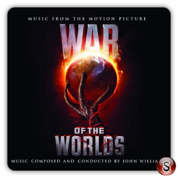 War of the Worlds  Soundtrack Cover CD
