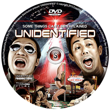 Unidentified Cover DVD