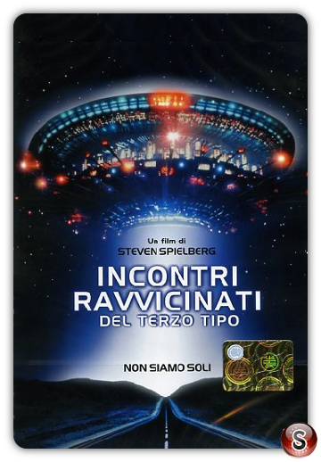 Incontri ravvicinati del 3° tipo - Close Encounters Of The Third Kind - Locandina - Poster