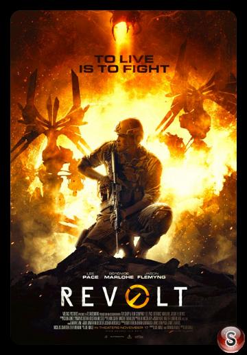 Revolt - Locandina - Poster