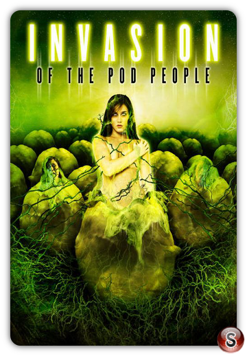 Invasion of the Pod People - Locandina - Poster
